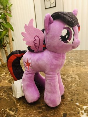 "My Little Pony Purple Unicorn Plush Toy 13"" for Sale in Spring Hill, FL"