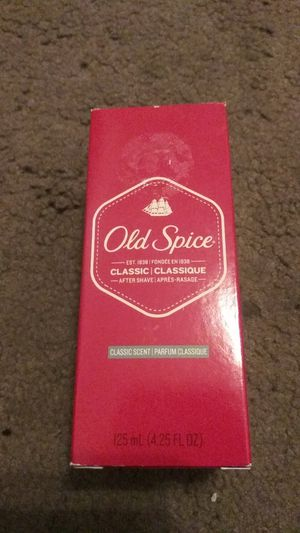 Old spice after shave. for Sale in Scottsdale, AZ