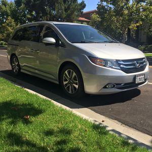 2015 Honda Odyssey Touring for Sale in Laguna Beach, CA