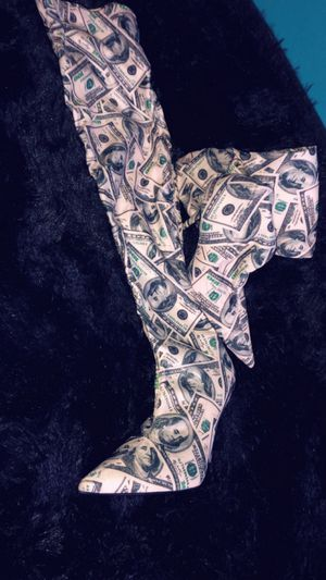 Money thigh boots for Sale in Garfield Heights, OH