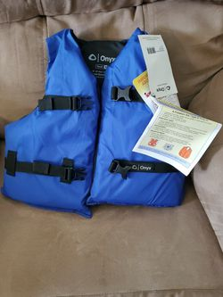 Onyx Youth Life Vest for Sale in Oregon City,  OR