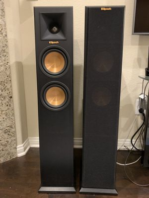 Klipsch RP-250F Reference Premiere Floorstanding Speakers (ebony pair) for Sale in Cypress, CA