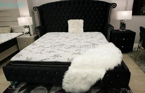 +•❈•+ Queen Bed frame $699 / King Bed frame $799 Financing Available for Sale in Miami, FL