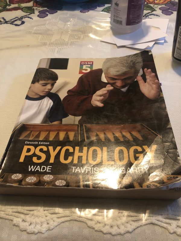 Psychology Eleventh Edition by Wade Tavris Garry