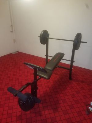 Weight bench for Sale in Taylor, MO