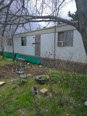 Mobile home on 2 lots for sale! for Sale in Bunker Hill, KS
