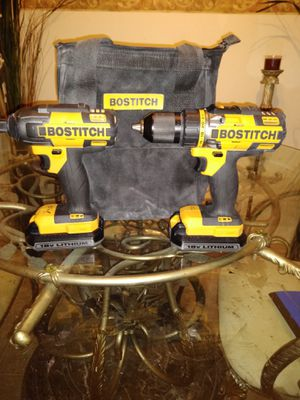 Bostitch cordless drills for Sale in San Diego, CA