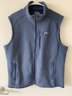 Patagonia Better Sweater Vest - Navy - Size XL for Sale in San Francisco, CA