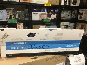 2.0 sound bar for Sale in Las Vegas, NV