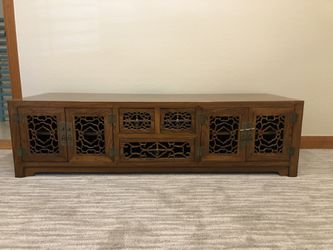 Rosewood Asian chest with 3 drawers for Sale in Austin,  TX
