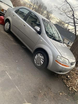 07 Chevy Aveo CHEAPPP for Sale in Worcester, MA