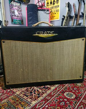 Crate guitar amplifier 212 ! Rfx120 ! $170 or best offer !! for Sale in Oakland Park, FL