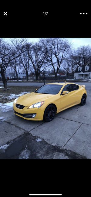 2011 Hyundai Genesis Coupe for Sale in Hamtramck, MI