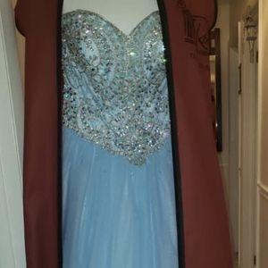Baby Blue Princess Dress for Sale in Waterbury, CT