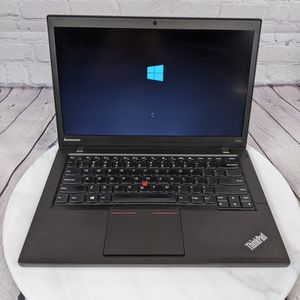 Lenovo ThinkPad T440s With Charger for Sale in Ontario, CA