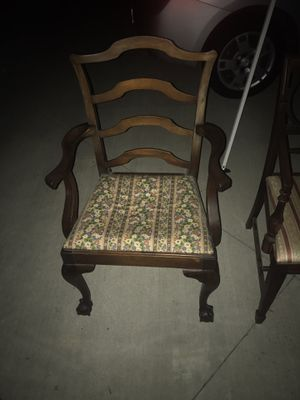 Antique chair for Sale in Huntington Beach, CA
