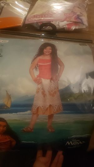 Moana Costume for Sale in Long Beach, CA
