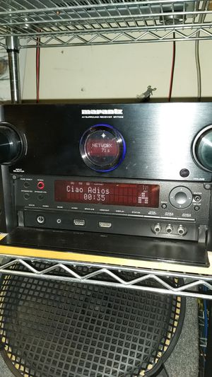Marantz av surround receiver sr7008 for Sale in Rosemead, CA