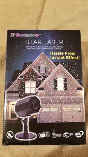 New Star Laser projector for Sale in Berryville, VA