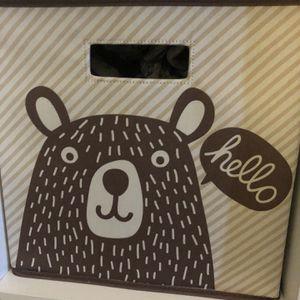 Bear Cube storage Bin for Sale in Fontana, CA