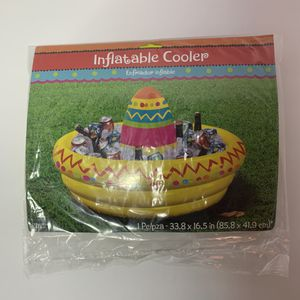 Sombrero. Inflatable cooler for Sale in East Palo Alto, CA