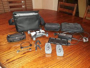 DJI Spark fly more combo plus extras for Sale in Long Beach, CA