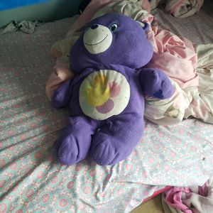Giant Purple Care Bear Foot And A Half Plushy Stuffed Animal for Sale in Phoenix, AZ