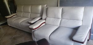 Leather sofa and loveseat for Sale in Hudson, FL