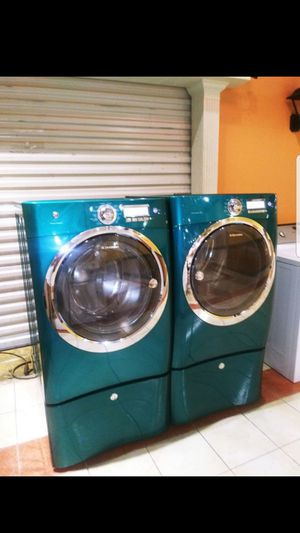 Washing machine and dryer for Sale in New York, NY