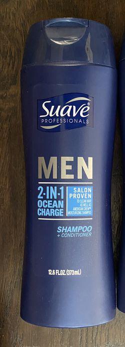 suave men's shampoo for Sale in Murfreesboro,  TN