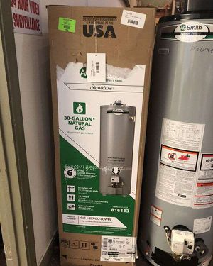 30 Gallon Water Heater 🙈✔️⚡️⏰🍂🔥😀🙈✔️⏰🍂🔥😀🙈✔️⏰⏰🍂 Liquidation!!!!!!!!!!!!!!!!!!!!!!!!!!!!!!! 7 for Sale in Houston, TX
