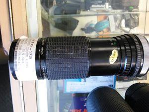 Sigma 200mm camera lens for Sale in Miami, FL