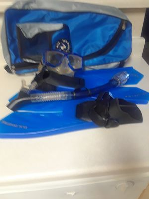KIT TO DIVE/JUEGO para buzear for Sale in Las Vegas, NV
