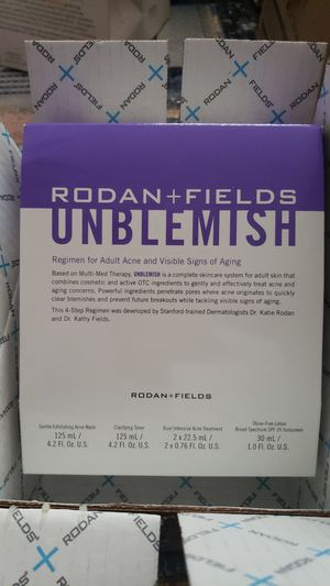 Rodan + And Field Unblemish Brand New Kit for Sale in Houston, TX