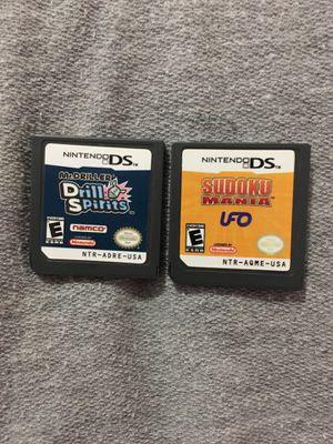 Nintendo DS Games for Sale in Leesburg, VA
