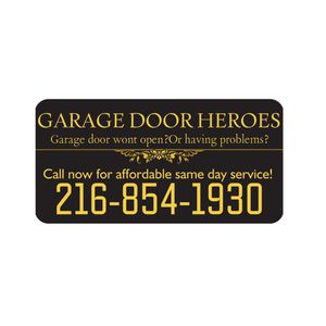 Holiday specials on any size springs ,doors or openers for Sale in Philadelphia, PA