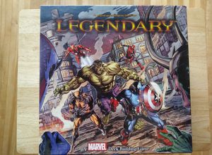 Marvel legendary boardgames for Sale in Arcadia, CA