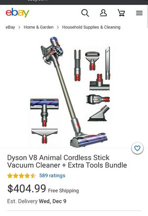 Dyson V-8 animal stick vaccum for Sale in Portland, OR