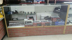 We sell car audio and we install for Sale in Raleigh, NC