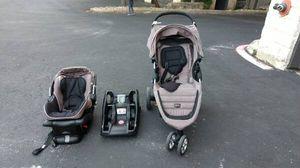 Britax b Agile Stroller with b safe car seat for Sale in Fairfax, VA