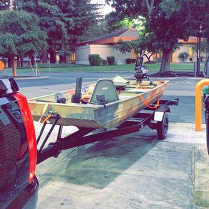 Aluminum 12 Foot Boat for Sale in Martinez, CA