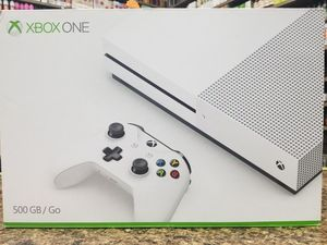 XBOX ONE S 500GB for Sale in Oak Forest, IL