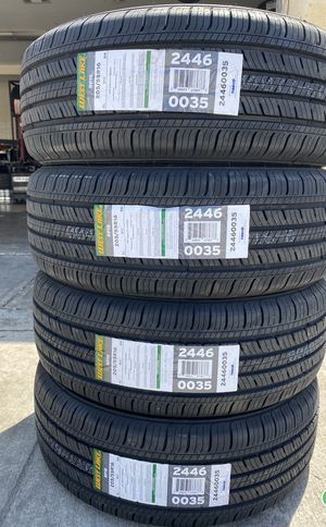 205/55R16 Westlake $280 Four Brand New Tires ( Installation & Balancing Included ) for Sale in Bloomington, CA