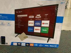 "Brand New TCL ROKU 32"" Smart Tv! Open box w/ warranty RMKM for Sale in Garden Grove, CA"