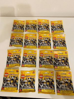 Lego Series 1 Collectible Minifigures Complete Set #8683 New Sealed Rare for Sale in Dallas, TX