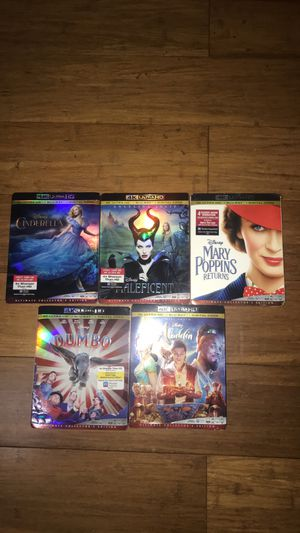 4K Ultra HD Movies 📀 for Sale in Chicago, IL