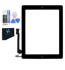 KAKUSIGA Digitizer Replacement Compatible for ipad 2-3-4 (Black) for Sale in Las Vegas,  NV