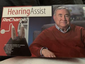 Recharge Hearing Aids for Sale in Las Vegas, NV