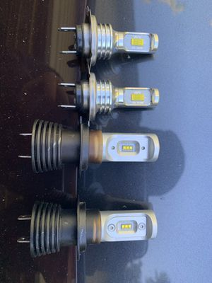 H7 LED bulbs for Sale in Lakewood, WA