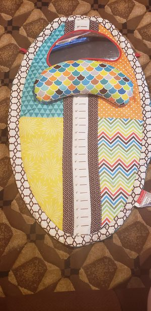 tummy time infant floor mat unisex for Sale in Portland, OR